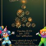 plakat kolędy do św. Mikołaja 15 grudnia 2019 godz. 12:00 w Kinie WIelkopolanin
