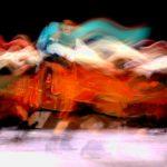 zdjęcie dwójki tancerzy w stroju folklorystycznym