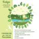plakat festynu ekologicznego dla mieszkańców 9 listopada 2019 godz. 10-15