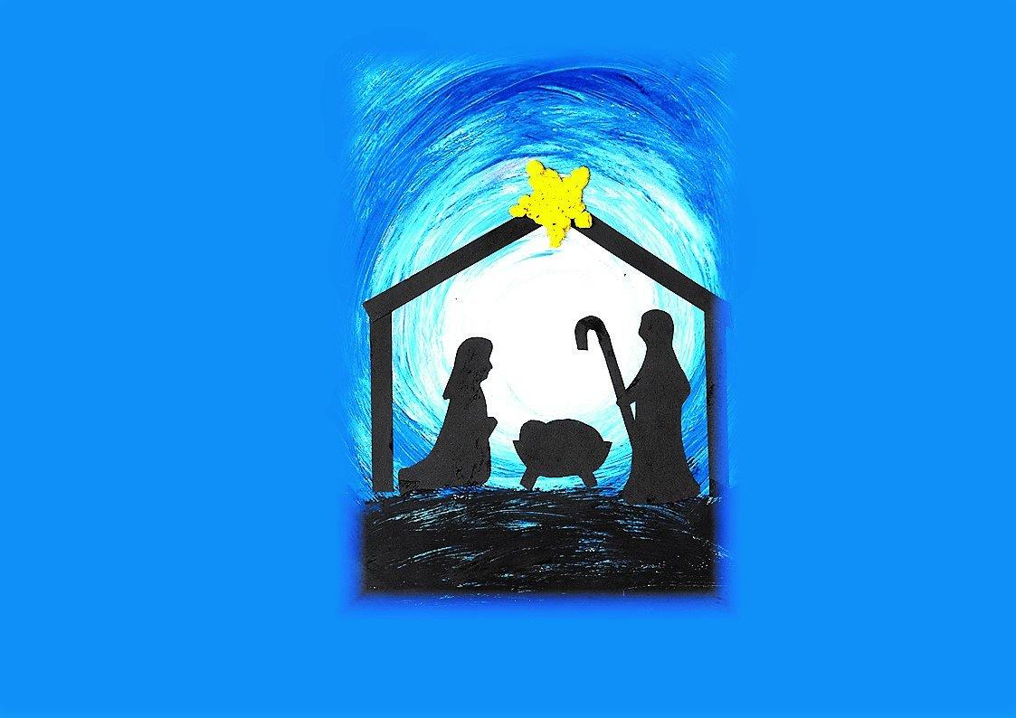 Wystawa pokonkursowa kartek świątecznych