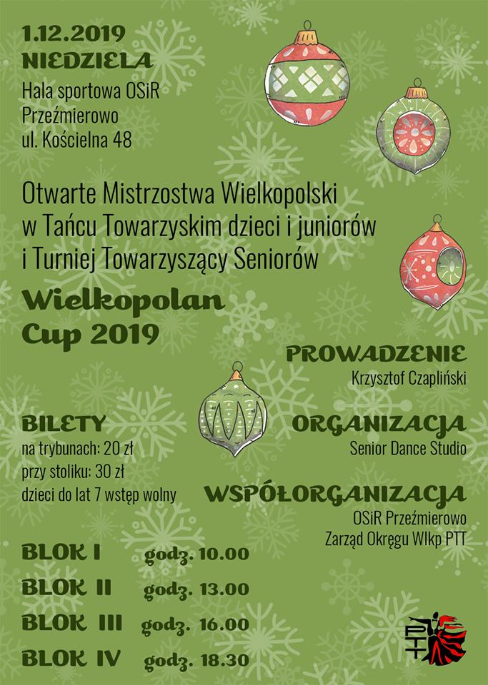 Otwarte Mistrzostwa Wielkopolski w Tańcu