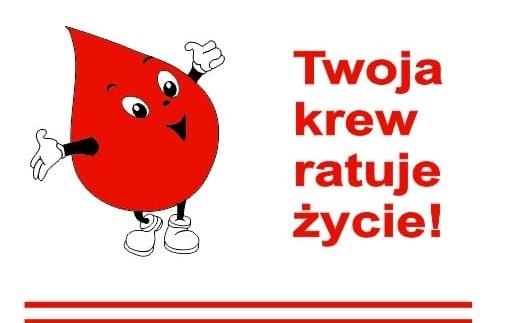 Honorowa zbiórka krwi