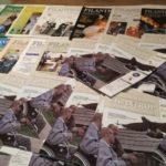 wystawa czasopism Filantrop Naszych Czasów