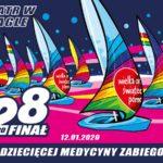 plakat finału WOŚP 12 stycznia 2020