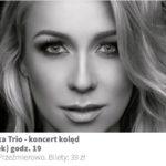 zapowiedź koncertu Kasi Cerekwickiej w Przeźmierowie 3 stycznia 2020 godz. 19