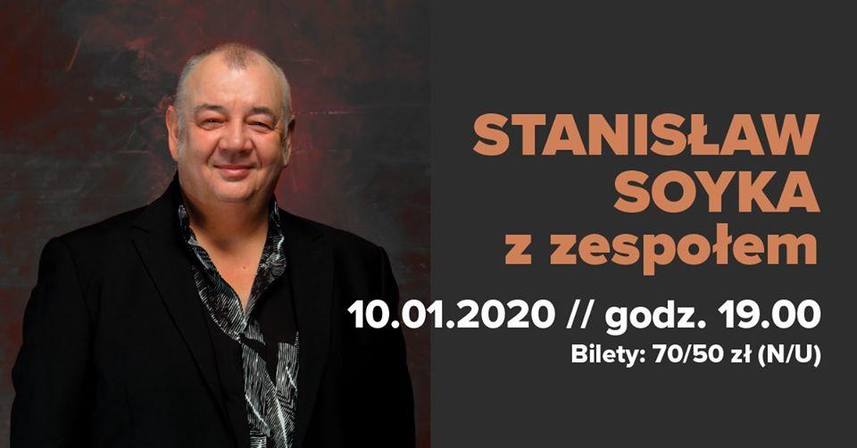 Stanisław Soyka z zespołem