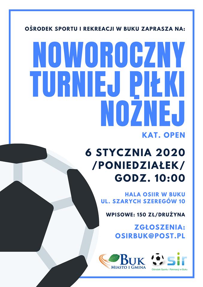 Noworoczny Turniej Piłki Nożnej