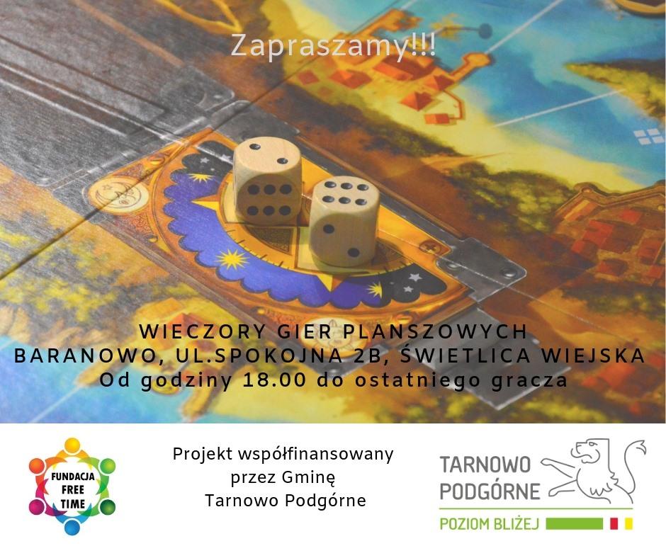 Zgrana GMINA Tarnowo – Fyrtel Gier