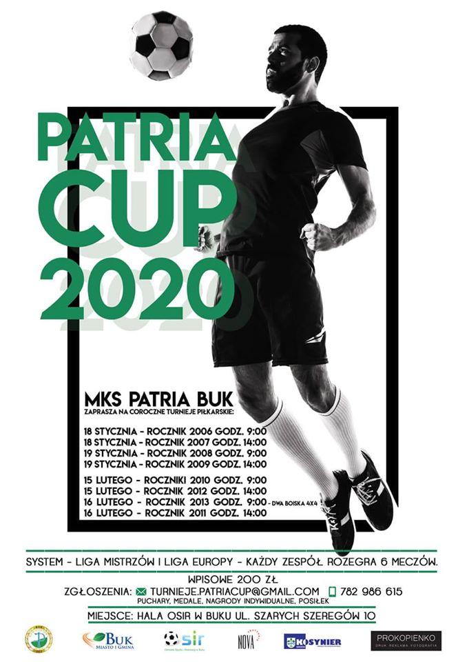 Patria Cup 2020 vol.1