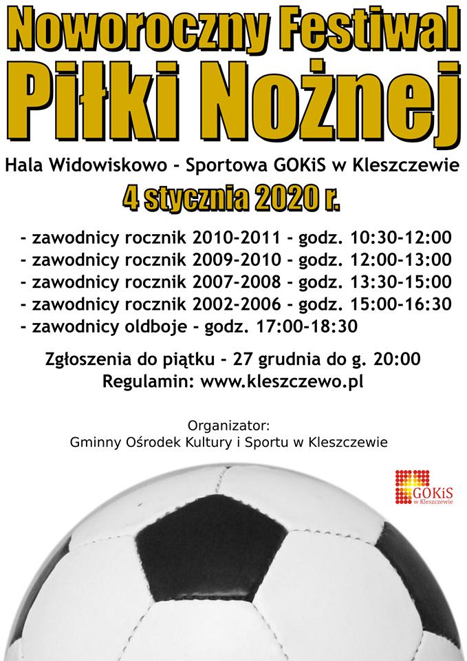 Noworoczny Festiwal Piłki Nożnej