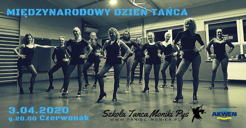 Międzynarodowy Dzień Tańca w Akwenie