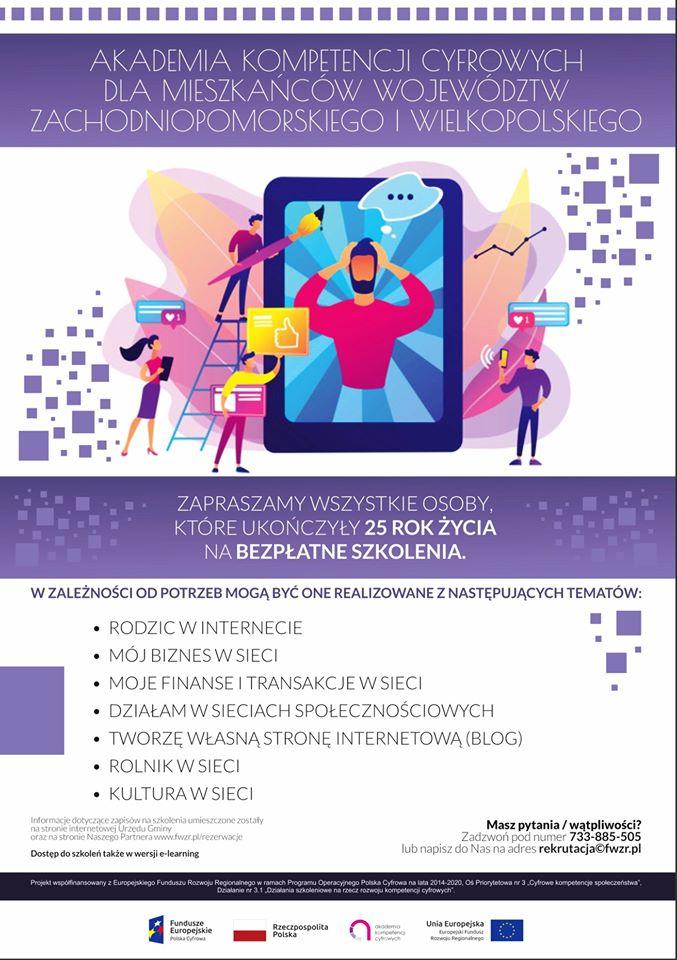Szkolenia informatyczne w Kleszczewie