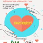 Plakat na opowieści bajkowe na 23 stycznia 2020