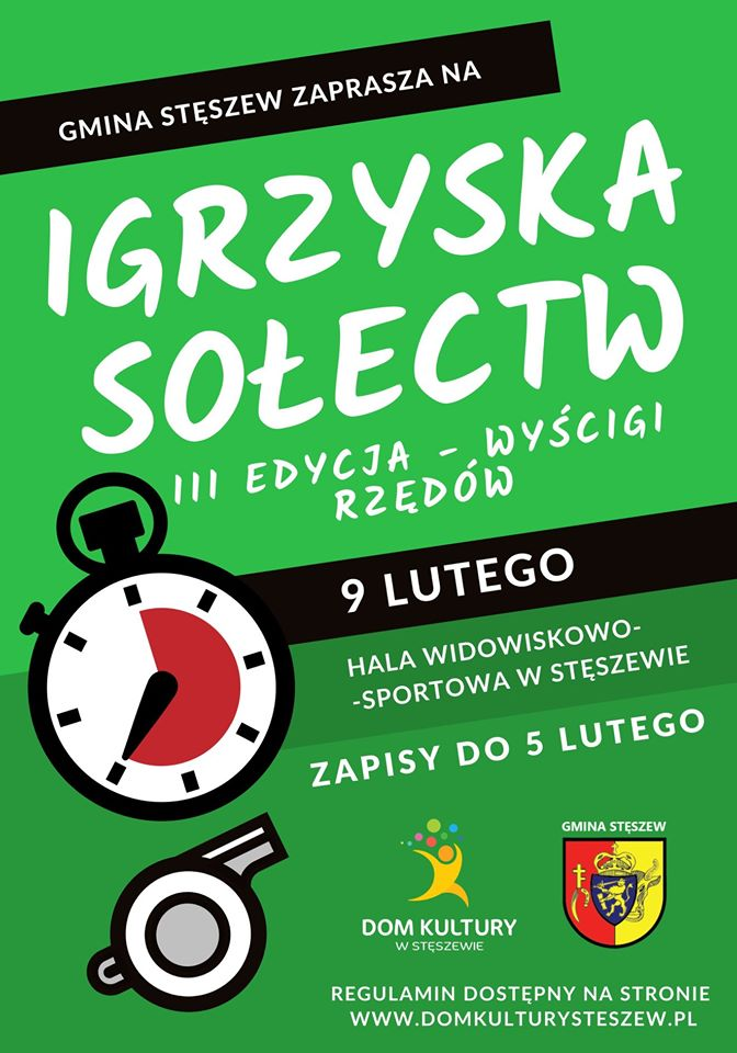 Igrzyska Sołectw gminy Stęszew