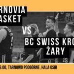 Plakat na mecz koszykówki na 22 stycznia 2020