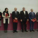Uczestnicy spotkania z okazji 100 lecia PCK
