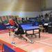 dzieci i młodzież rywalizująca w grand prix w tenisie stołowym