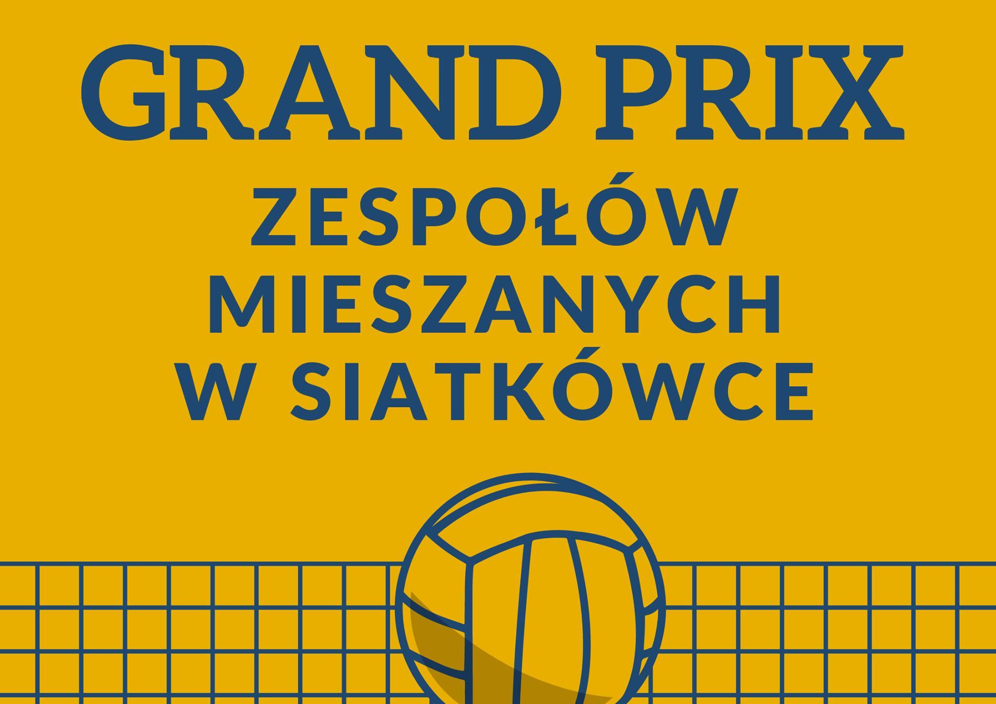 Grand Prix Zespołów Mieszanych - grupa B