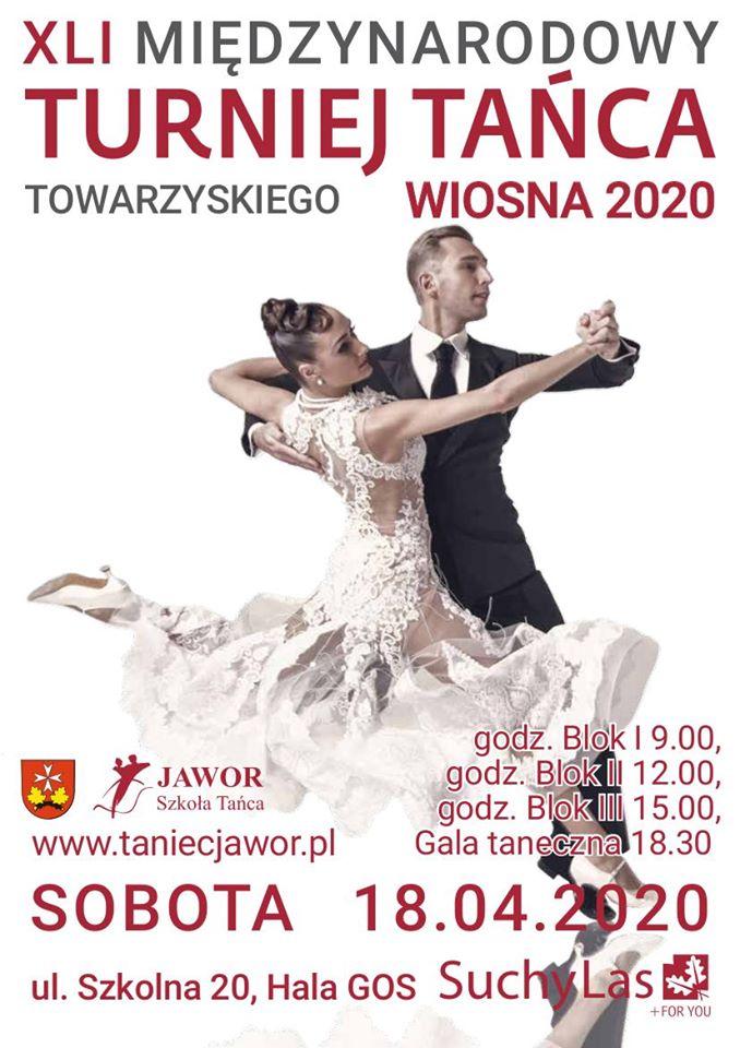 Turniej Tańca Wiosna