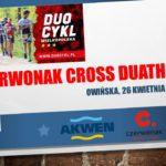 zapowiedź czerwonak cross duathlon 26 kwietnia 2020 w Owińskach