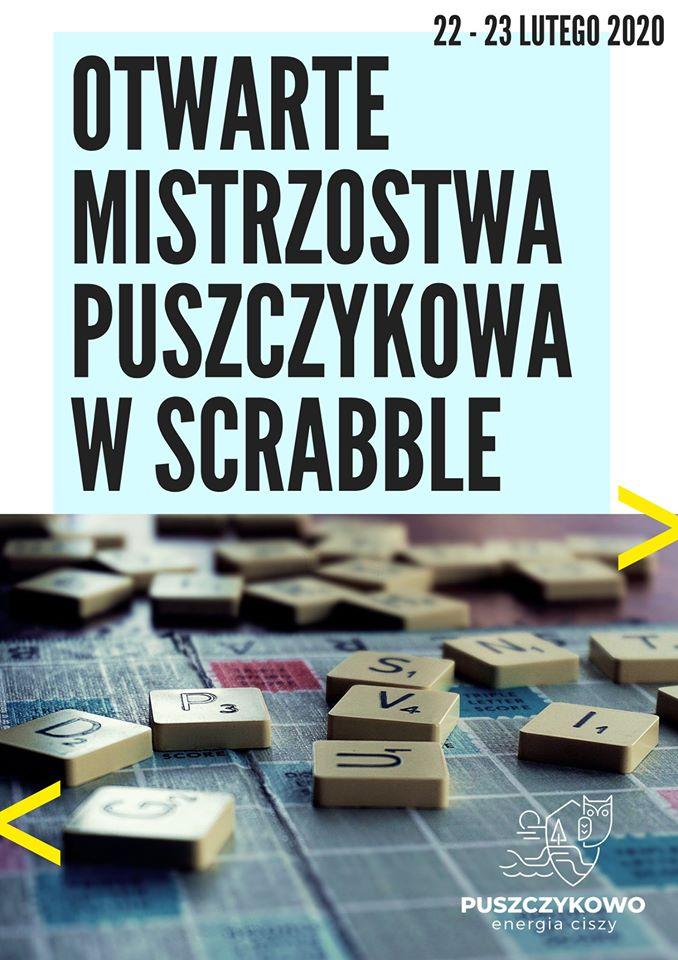 I Otwarte Mistrzostwa Puszczykowa w Scrabble