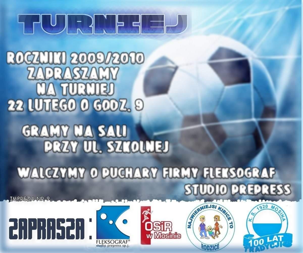 Turniej roczników 2009/2010