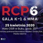 Zapowiedź gali K-1 & MMA 25 kwietnia 2020 w hali OSiR w Buku godz. 20