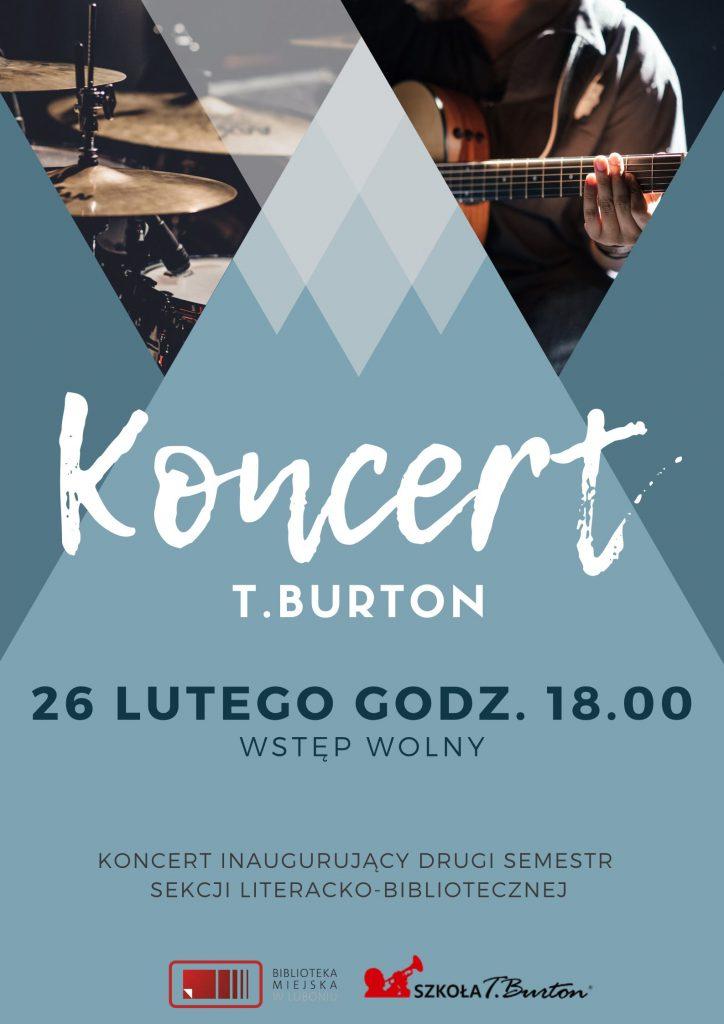 Koncert T.Burton