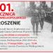 zaproszenie na udział w uroczystości 101. rocznicy powstania wielkopolskiego 17 lutego 2020 godz. 15