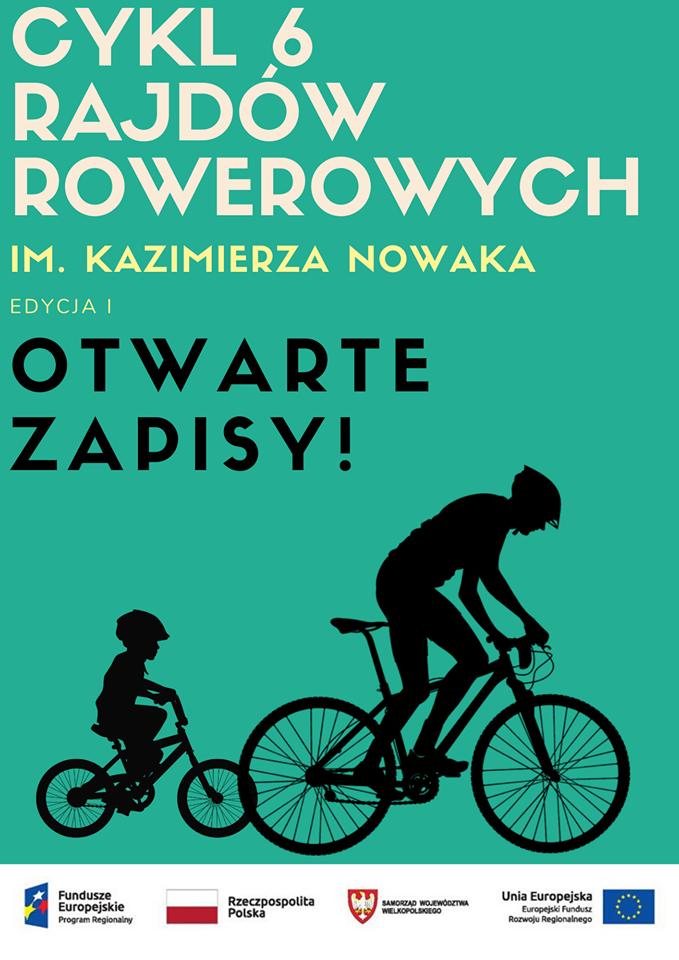 Rajd Rowerowy im. Kazimierza Nowaka