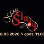 Plakat Teatru Atofri na 28 marca 2020