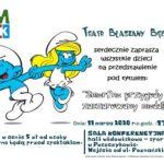 Plakat teatru Blaszany Bębenek na 11 marca 2020
