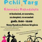 Plakat Pchli Targ w Murowanej Goślinie