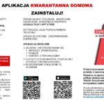 Zasady używania aplikacji Kwarantanna Domowa