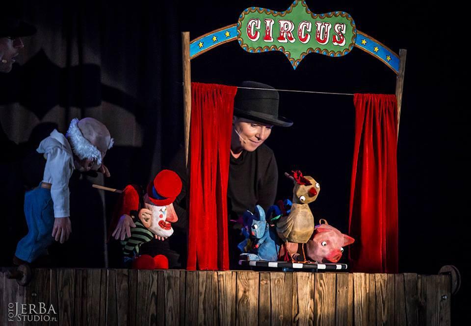 """Spektakl teatralny dla dzieci """"Bajka o szczęściu"""" - TeatRyle"""