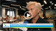 Kadr z programu telewizyjnego Powiatowa 17 z 4 marca 2020