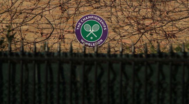 Logo turnieju tenisowego Wimbledon