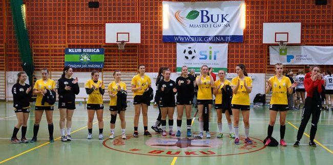 Piłkarki ręczne Bukowsko-Dopiewskiego Klubu Piłki Ręcznej