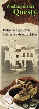 pierwsza strona questu - Pałac w Będlewie