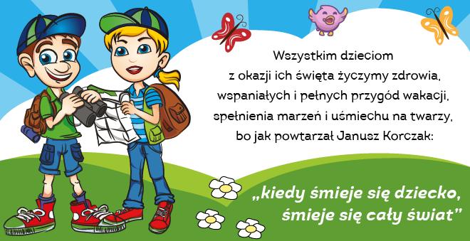 życzenia z okazji Dnia Dziecka