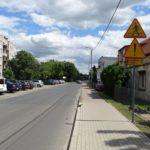 ul. Sowiniecka w Mosinie