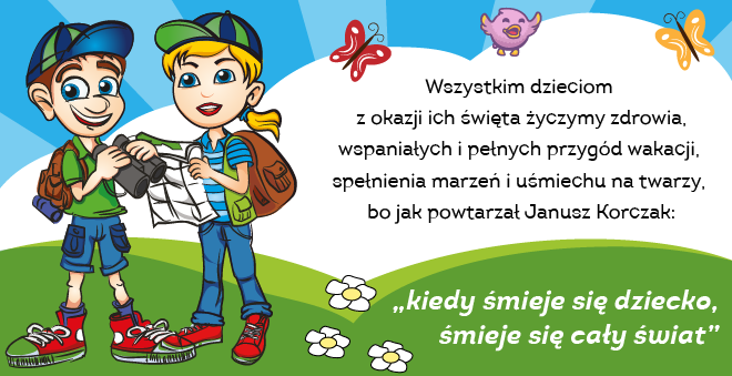 dzień dziecka plakat