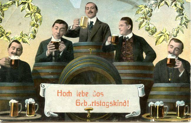 piwo z kulturą plakat