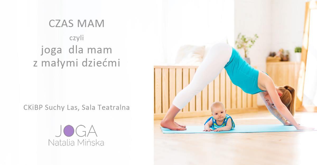 Czas mam czyli joga dla mam
