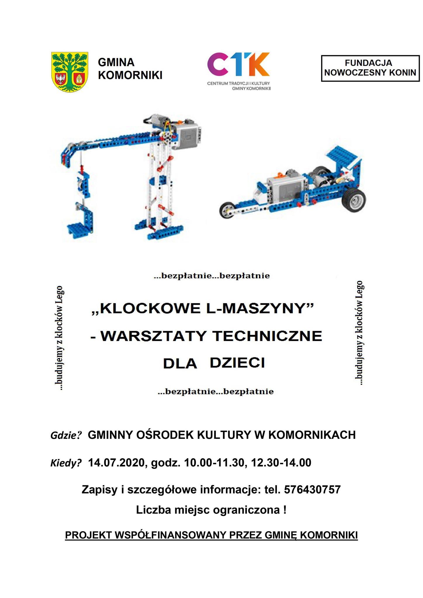 KLOCKOWE L-MASZYNY