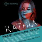 plakat Kathia koncert w pobiedziskach