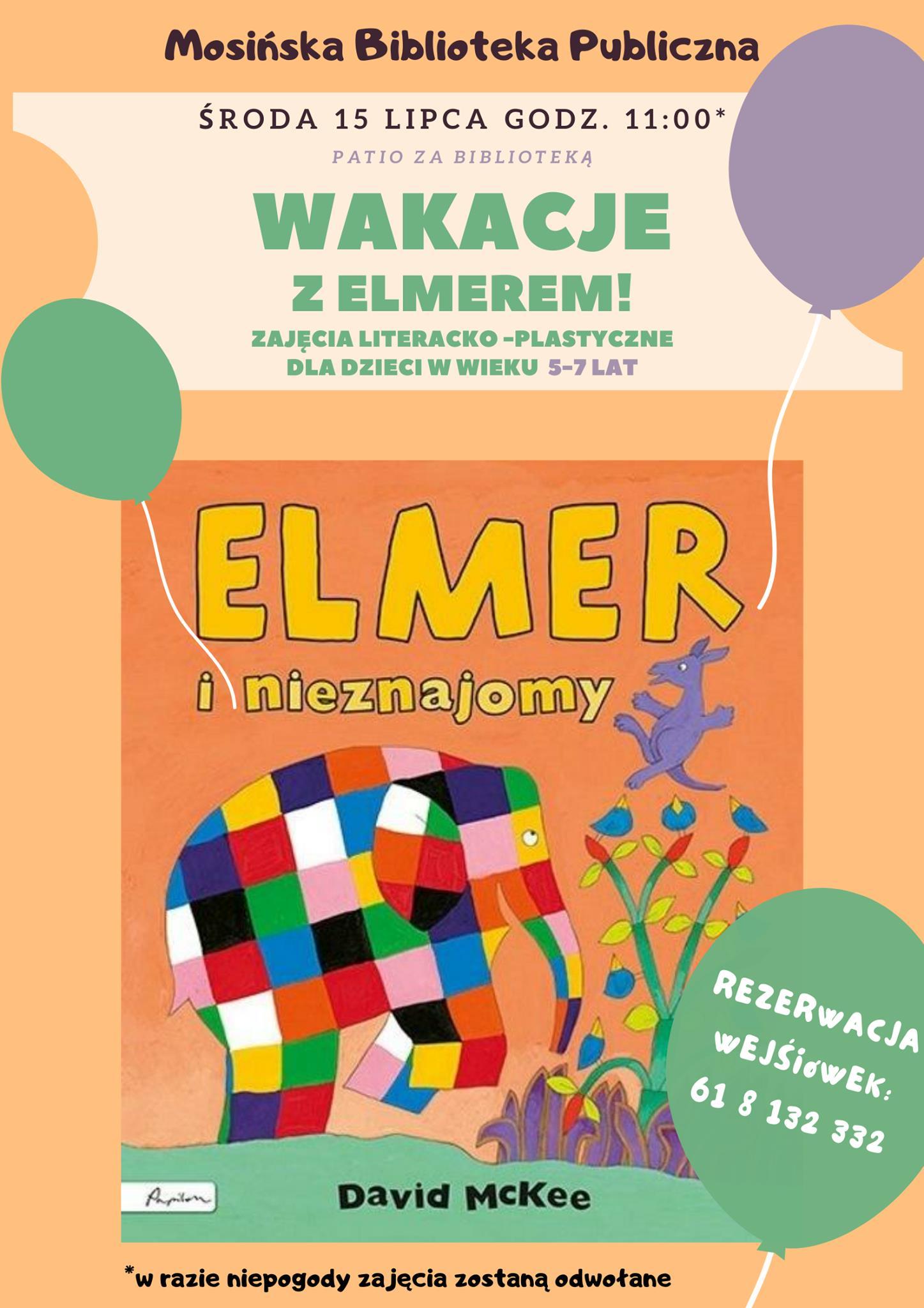 Wakacje z Elmerem