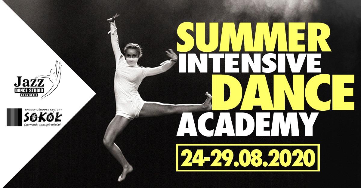 Summer Intensive DANCE Academy