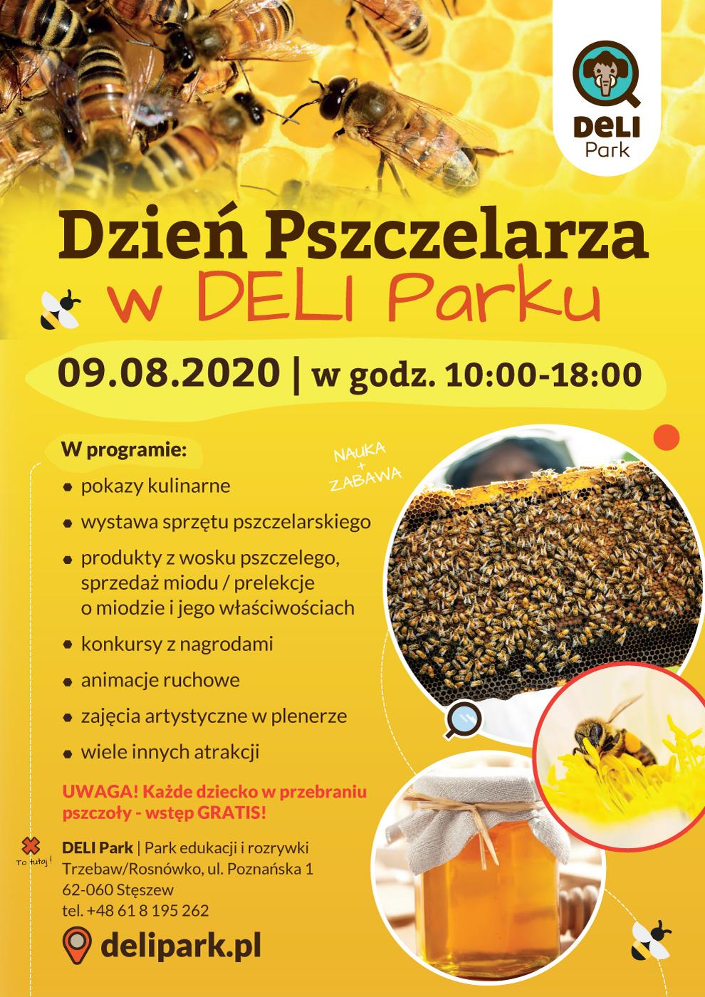 Dzień Pszczelarza w DELI Park