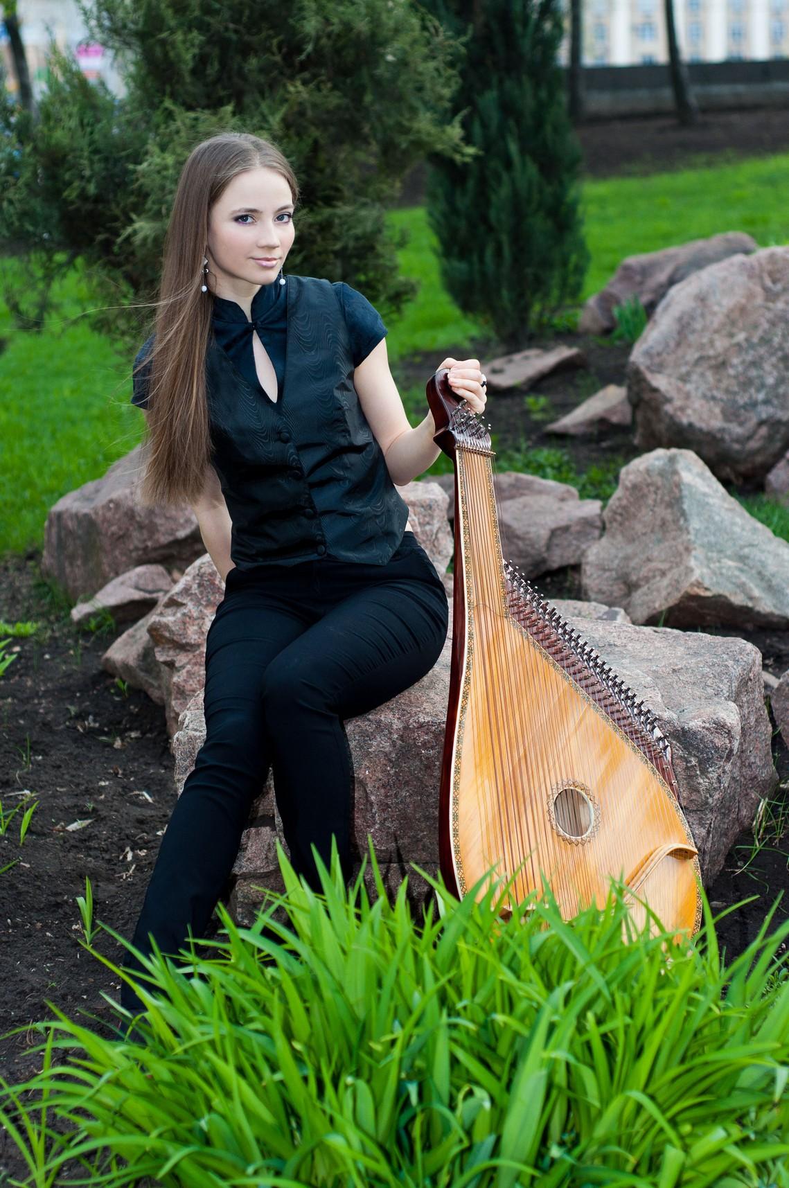 Artystka muzyczna Marina Terlecka